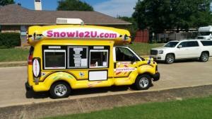 Snowie's Snow Cone Truck
